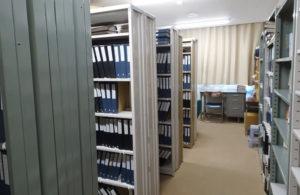 展示図書室